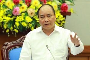 越南政府总理阮春福与企业的会议即将举行 - ảnh 1