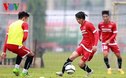 越南和叙利亚进行足球友谊赛 - ảnh 1