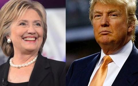 美国总统选举:两名候选人支持率差距极小  - ảnh 1