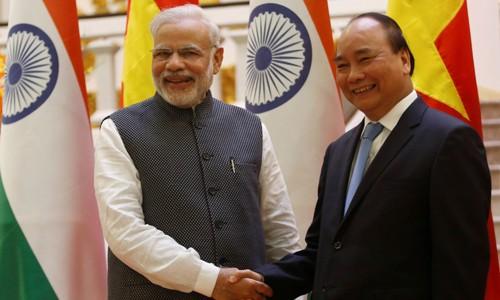 越南和印度关系正进入历史最好发展阶段   - ảnh 1