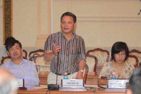 越南驻阿尔及利亚大使:越南和阿尔及利亚要推动经济合作   - ảnh 1