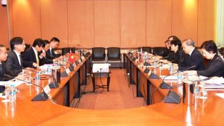 第6次越泰政治磋商在泰国举行   - ảnh 1
