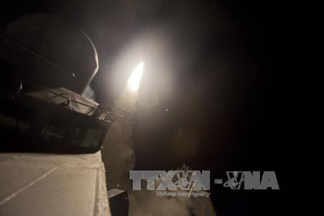 俄罗斯警告美国不要让类似伊拉克的一幕在叙利亚重演 - ảnh 1