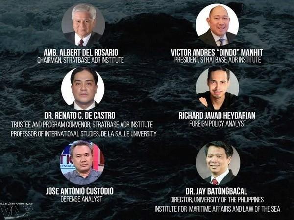 有关东海问题的座谈会在菲律宾举行 - ảnh 1