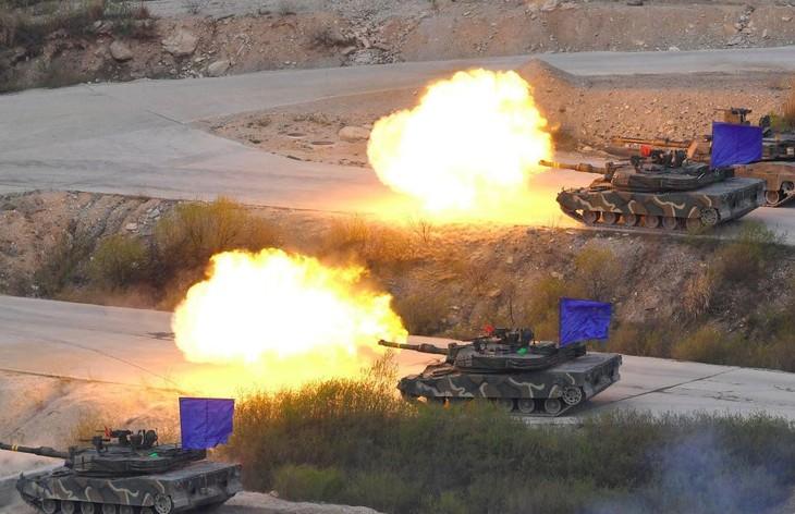 朝鲜半岛紧张局势仍未出现缓和迹象 - ảnh 1