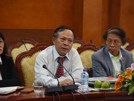 越南和日本加强合作发展残疾人体育 - ảnh 1