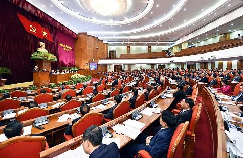 越南各界舆论关注越共12届6中全会的各项内容 - ảnh 1