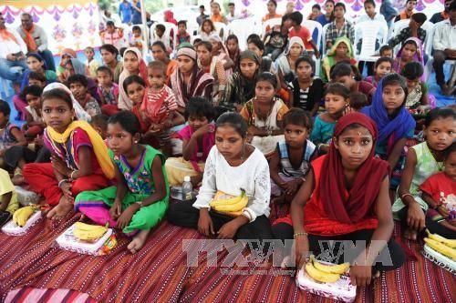 向全球女童赋权   - ảnh 1