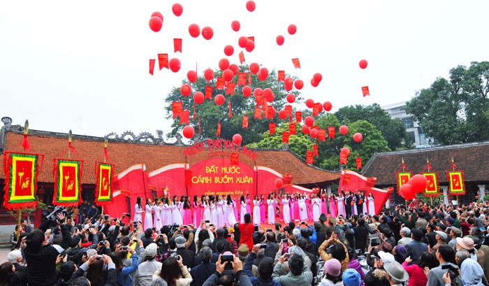 2018年越南诗歌节的新亮点 - ảnh 1