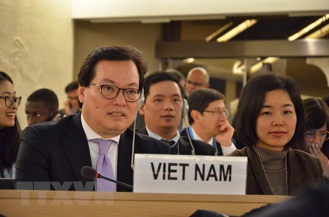 越南不断努力保障全民充分享有人权  - ảnh 1