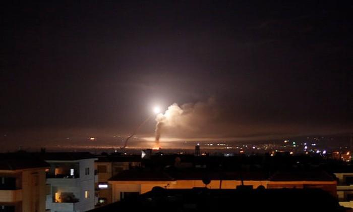 叙利亚和以色列互射火箭回击对方   - ảnh 1