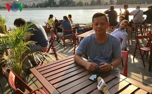 俄罗斯餐厅的越南美食 - ảnh 2