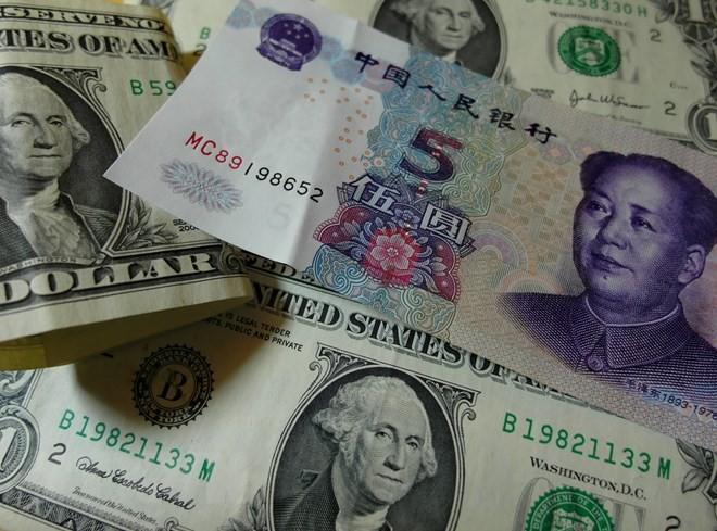 中国批驳美国总统关于中国操纵汇率的指控 - ảnh 1