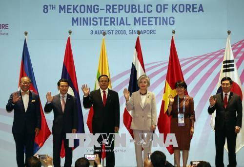 第51届东盟外长会议:东盟与伙伴方外长会举行 - ảnh 1