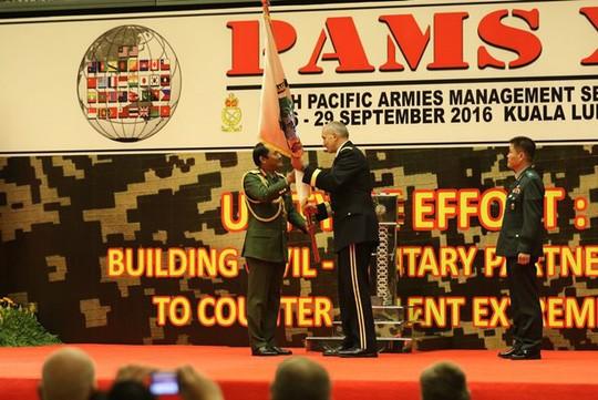 第42届太平洋地区陆军管理研讨会在河内举行 - ảnh 1