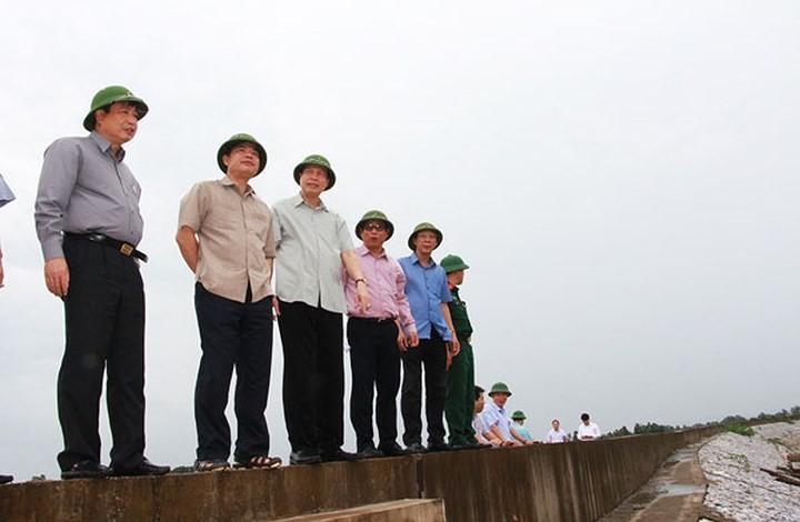 """越南全国各地主动应对台风""""贝碧嘉"""" - ảnh 1"""