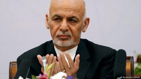 阿富汗总统加尼宣布开斋节期间与塔利班停火 - ảnh 1