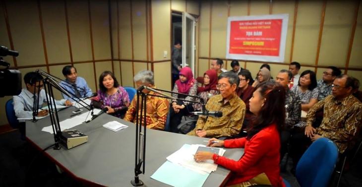 越南之声对外广播的巨大发展步伐 - ảnh 3