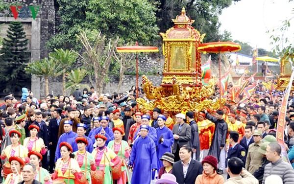越南国家级非物质文化遗产节首次举行 - ảnh 1