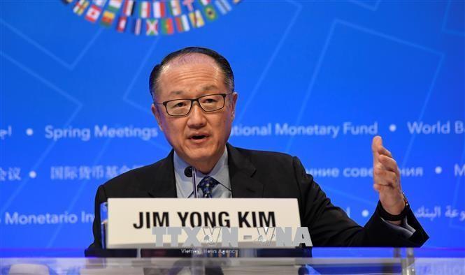 IMF和WB秋季年会:成立应对自然灾害的新投资基金 - ảnh 1