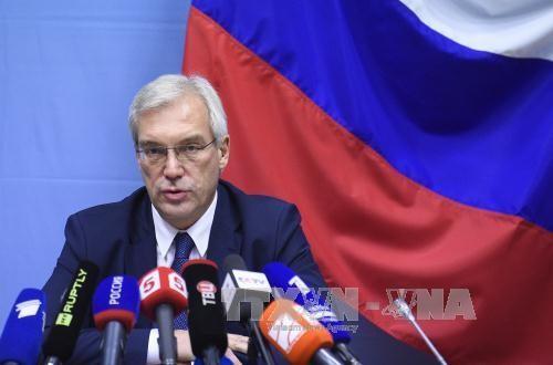 俄罗斯强调愿与北约进行对话 - ảnh 1