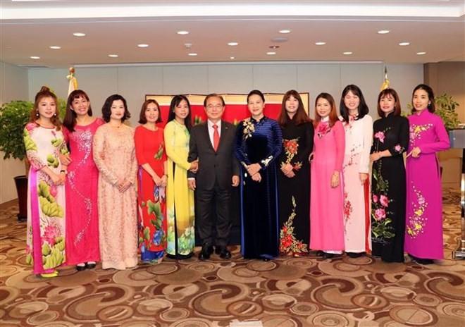 旅韩越南人是越韩两国紧密合作和长期发展的桥梁 - ảnh 1