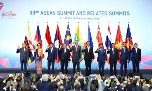 越南开展多边外交信心百倍地融入国际 - ảnh 2