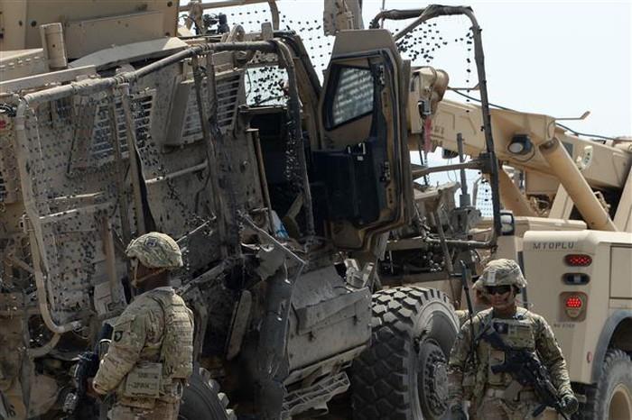 俄罗斯愿协助美国推动与塔利班的谈判进程 - ảnh 1
