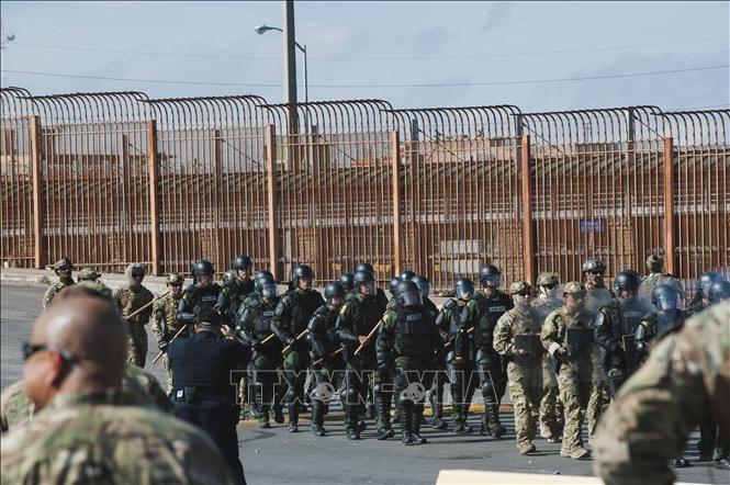 美国国会共和、民主两党就边境安全项目等数个拨款案达成原则性协议 - ảnh 1