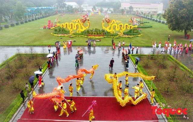 2019年己亥新春开春上香仪式在升龙皇城遗迹区举行 - ảnh 1