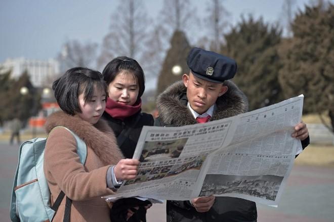 朝鲜媒体报道第二次美朝首脑会晤 - ảnh 1