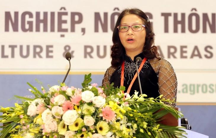 越南女科学家阮氏兰教授博士荣获2018年柯瓦列夫斯卡娅奖 - ảnh 1