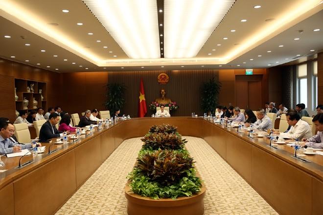 越南政府副总理武德担主持卫生部门交班会 - ảnh 1
