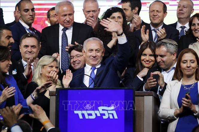 以色列总统正式授权内塔尼亚胡组阁 - ảnh 1