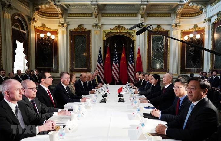 美国认为美中贸易谈判有成效 - ảnh 1