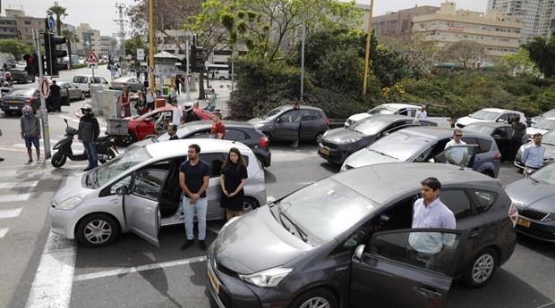 以色列为大屠杀受害者举行纪念活动 - ảnh 1