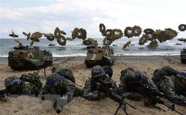 朝鲜媒体就损害朝韩关系的危机发出警告 - ảnh 1