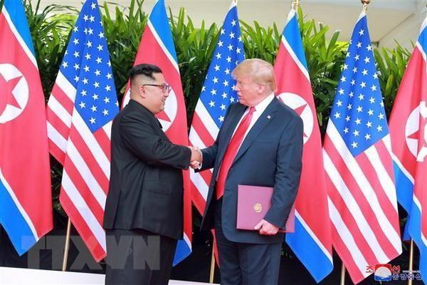 朝鲜谴责美国违背两国建立新型朝美关系的承诺 - ảnh 1