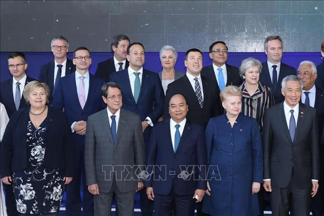 180名代表出席关于推动包容性发展的亚欧首脑会议 - ảnh 1