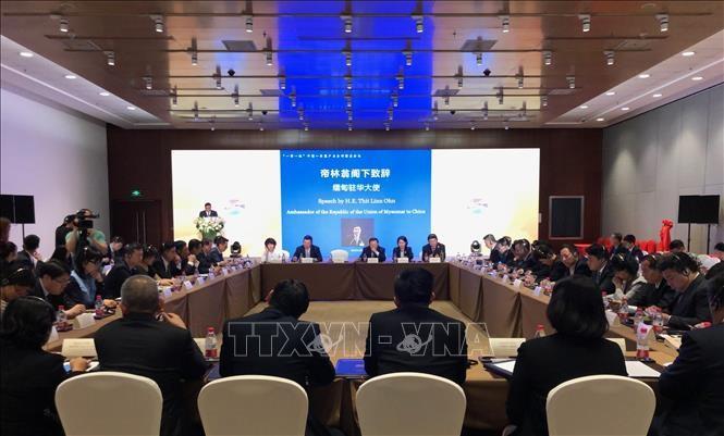 加强东盟与中国的行业合作 - ảnh 1