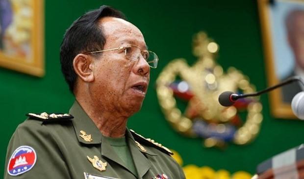 柬埔寨政府官员对新加坡总理李显龙的言论作出反应 - ảnh 1
