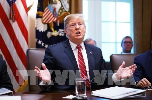 美国总统希望与中国国家主席习近平举行会晤 - ảnh 1