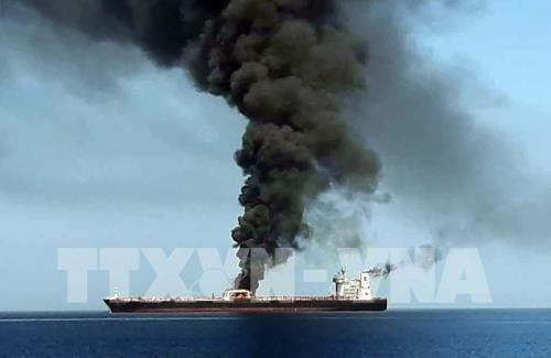 伊朗指控美国破坏外交努力 - ảnh 1