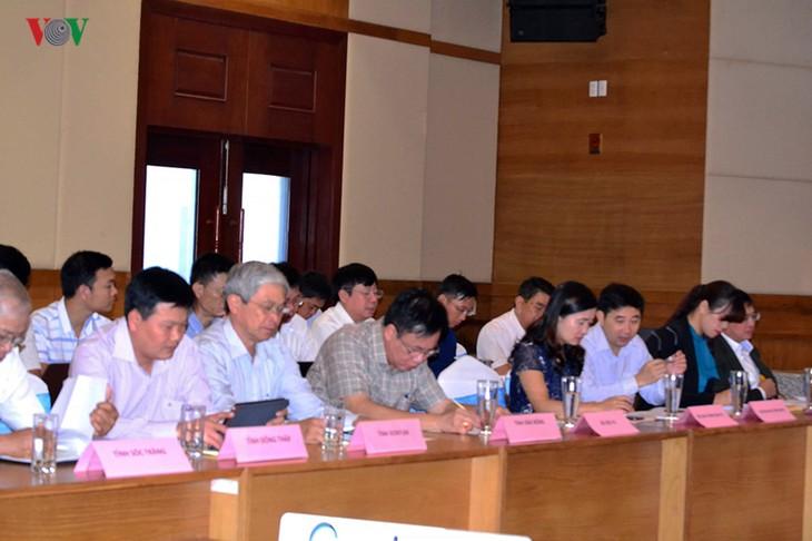越南湄公河委员会第一次全体会议 - ảnh 1