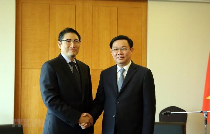 越南将为韩国企业扩大在越投资创造条件 - ảnh 1