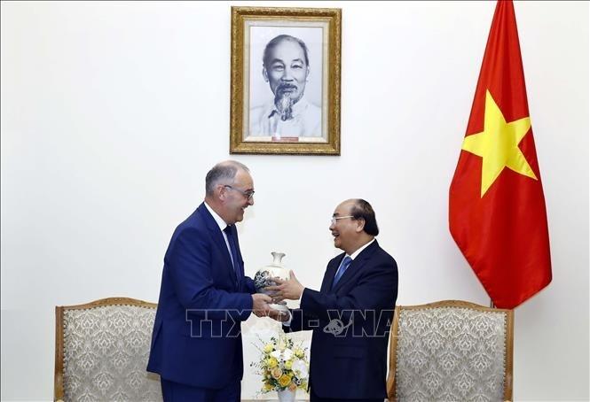 越南一向重视巩固和加强与瑞士的传统友好合作关系 - ảnh 1
