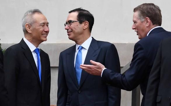 美中贸易磋商难言乐观 - ảnh 1