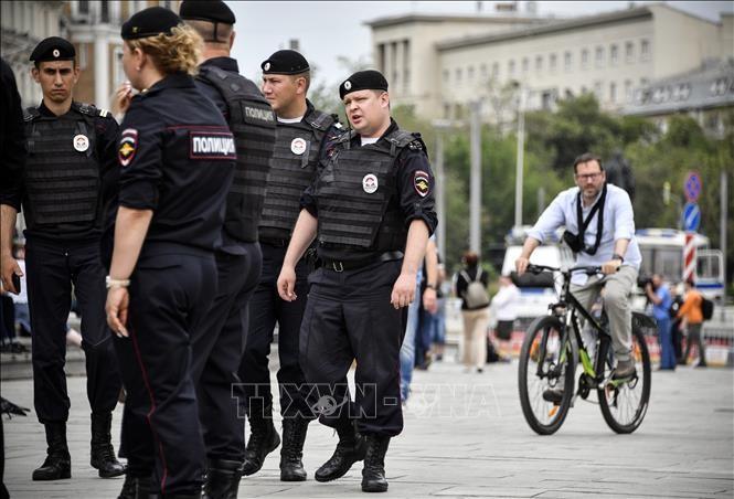 俄罗斯挫败伊斯兰国恐怖组织的阴谋 - ảnh 1