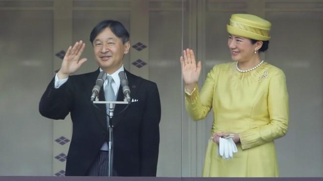 美国、英国和中国计划派代表出席日本天皇即位礼正殿仪式 - ảnh 1