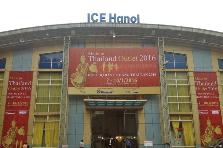 งานแสดงสินค้าไทย MADE IN THAILAND OUTLET 2016 - ảnh 1